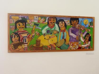 Romaausstellung in der Galeria Mesta 2