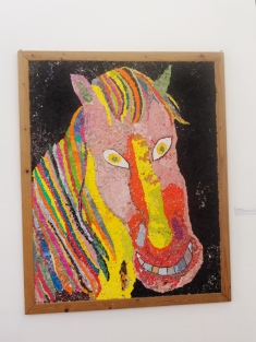 Romaausstellung in der Galeria Mesta 3